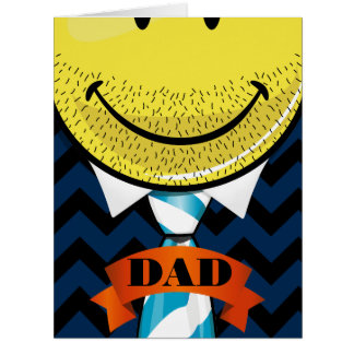 Giant Father's Day Great Job Custom Big Card