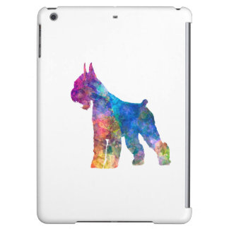 Giant Schnauzer 01-2 iPad Air Cover