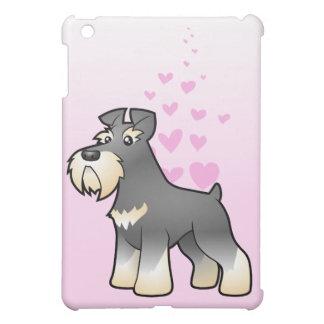 Giant/Standard/Miniature Schnauzer Love Cover For The iPad Mini