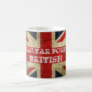 Gibraltar Forever British Mug
