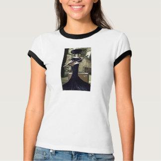 Gibson Girl: This Machine Kills Mashers T-Shirt