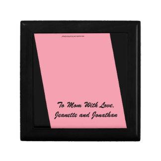 Gift Box, Jewelry Box, Mother's Day, Stripe