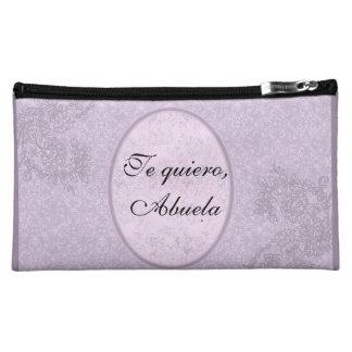 gift for elegant grandmother cosmetics bags