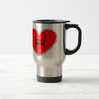 Gifts of a Nurse Travel Mug
