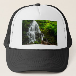 Gifts of Nature Forest Waterfall Trucker Hat