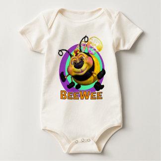 GiggleBellies BeeWee the Bumble Bee Baby Bodysuit