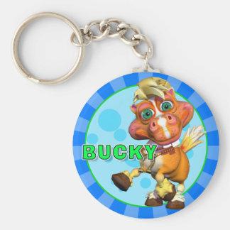 """GiggleBellies"" Bucky the Horse Keychain"