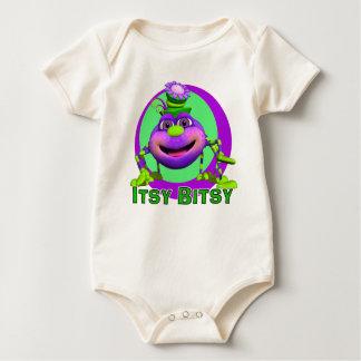 GiggleBellies Itsy Bisty Spider Baby Bodysuit