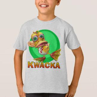 GiggleBellies Kwacka the Duck T-shirts