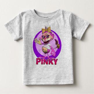GiggleBellies Pinky the Monkey Baby T-Shirt