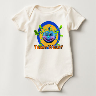 GiggleBellies Teeny Weeny Spider Baby Bodysuit