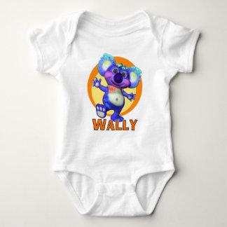 GiggleBellies Wally the Koala Baby Bodysuit