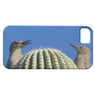 Gila Woodpecker Couple iPhone 5 Case