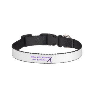 GILBERT 23 RAOK Dog Collar -small