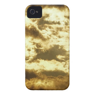 Gilded cloud iPhone 4 covers