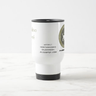 Gilgamesh, Philosophical Adventures, MontanhismoGi Travel Mug