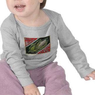 Gilt Edge Sugar Corn - Vintage Crate Label Shirts