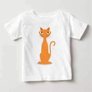 Ginger Cat Baby T-Shirt