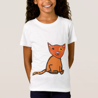 Ginger Cat Top