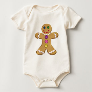 Ginger Man Baby Bodysuit
