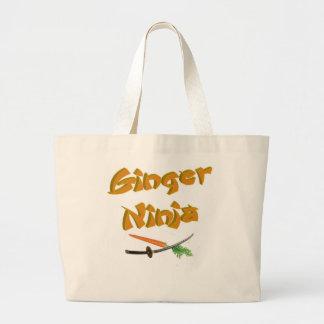 Ginger Ninja Bag 2