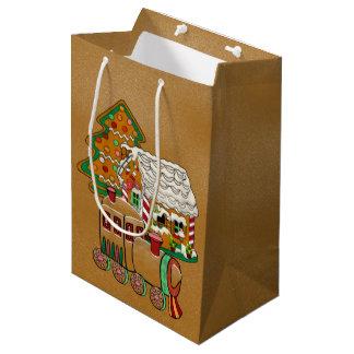 Ginger Town Medium Gift Bag