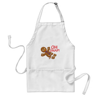 Gingerbread Man Standard Apron