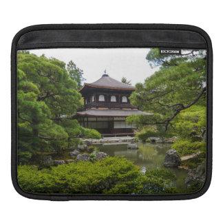Ginkaku-ji (Silver Pavillion), Kyoto iPad Sleeve