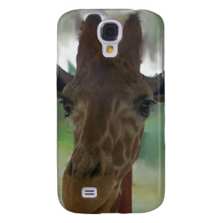 Ginny the Giraffe Galaxy S4 Case