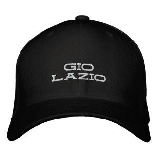 Gio Lazio Embroidered Hat