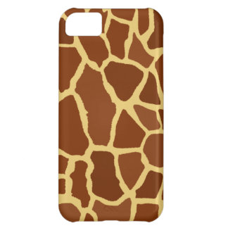 Giraff Print iPhone 5C Case