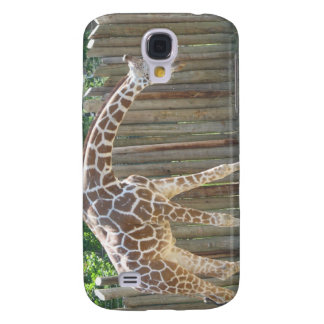 Giraffe at the zoo Speck Case Galaxy S4 Case