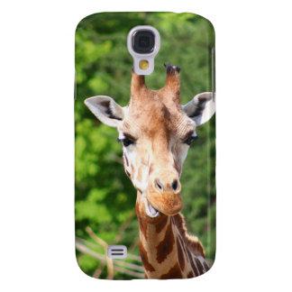 Giraffe Galaxy S4 Case