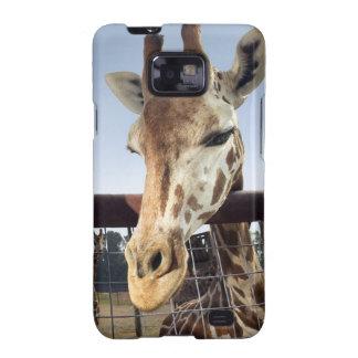 Giraffe Samsung Galaxy S2 Cover