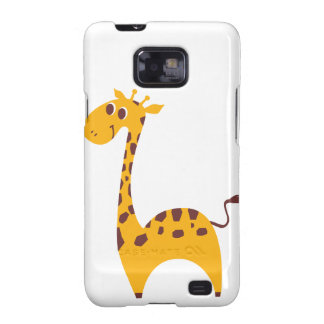 Giraffe Samsung Galaxy SII Cases