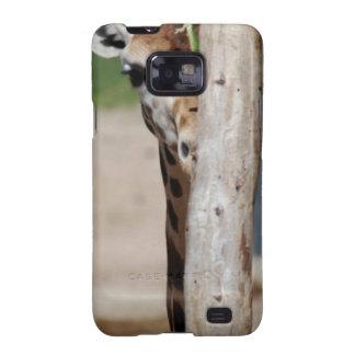 Giraffe Galaxy SII Cases