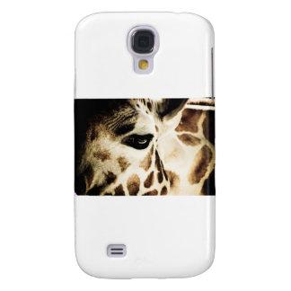 Giraffe Galaxy S4 Cover