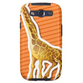 Giraffe Galaxy S3 Cover