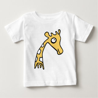 Giraffe cool illustration baby T-Shirt