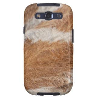 Giraffe Fuzz Samsung Galaxy SIII Cases