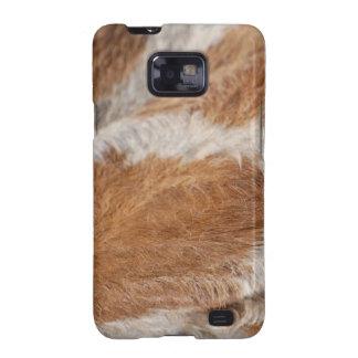 Giraffe Fuzz Samsung Galaxy S2 Covers