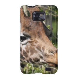 Giraffe Images  Samsung Galaxy Case Galaxy SII Cases
