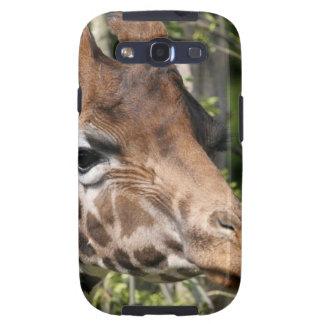 Giraffe Images  Samsung Galaxy Case Galaxy SIII Cover