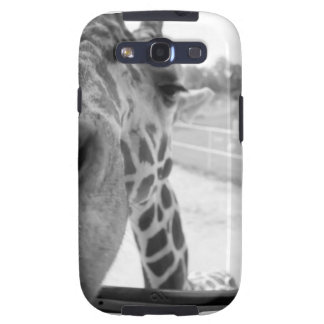 Giraffe Kiss Galaxy SIII Covers