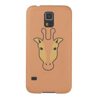 giraffe oranye samsung galaxy S5 case