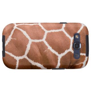 Giraffe pattern samsung galaxy s3 cases