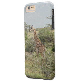 Giraffe Photograph wrapped iPhone 6 Plus Case