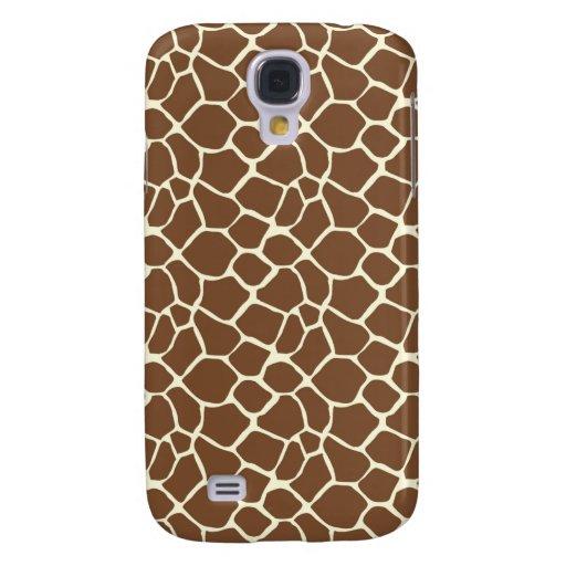 Giraffe Print HTC Vivid Cover