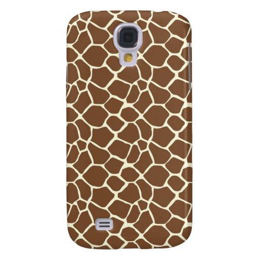 Giraffe Print Samsung Galaxy S4 Cover