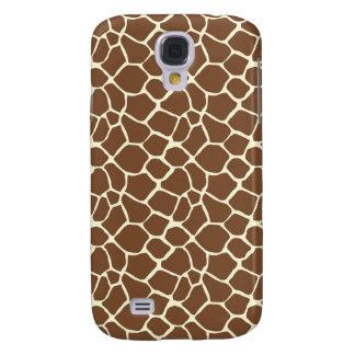 Giraffe Print Galaxy S4 Case